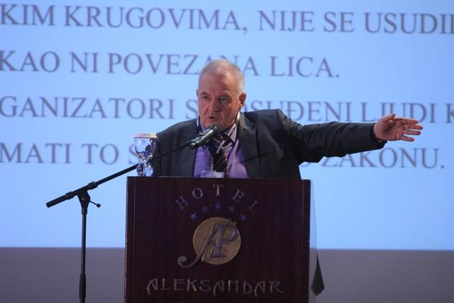 Адвокатската Комора на Србија ги одби предлозите на Министерството за правда и продолжува со протестот