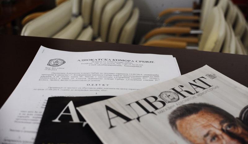 БАЛКАНСКИТЕ АДВОКАТИ СОЛИДАРНИ: Донесоа Резолуција за заштита и поддршка на српската адвокатура – аплауз за македонскиот претставник