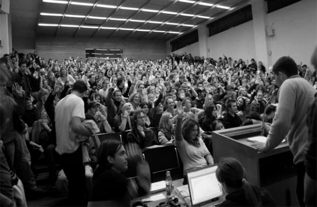 Правните студии под товарот на шематизмот: крик за враќање на слободната универзитетска мисла