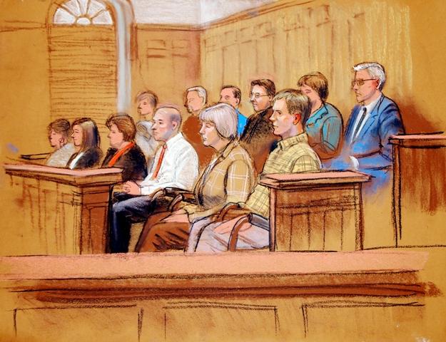 12 ГРАЃАНИ МЕЃУ СУДИЈАТА И ОБВИНИТЕЛОТ: Адвокатите  иницираат воведување американски систем на порота во македонските судови