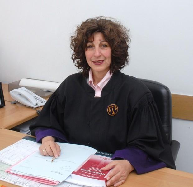 Љиљана Ивановска-Шопова избрана за претседател на скопска Апелација