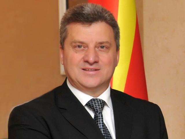 Ѓорге Иванов, Претседател на РМ