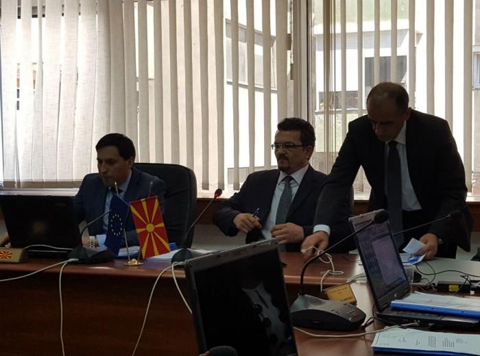 Зоран Караџовски, претседател на Судски совет