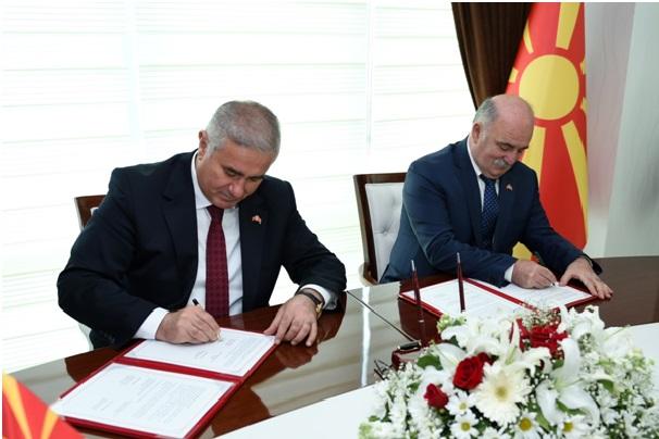 Меморандум за соработка меѓу македонското јавно обвинителство и турското јавно обвинителство