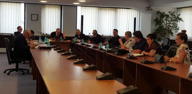 """Јавна седница на Врховниот суд за предметот """"Ефтимов против Република Македонија"""""""