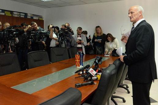 Совет на јавни обвинители, Петар Аневски претседател
