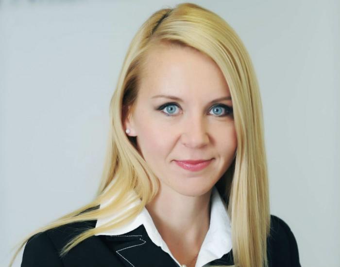 """Маја Менард, предавач на Меѓународната конференција """"Управување со правни ризици: Правни трендови"""" (Skopje Legal Risk Management: Legal Trends)"""