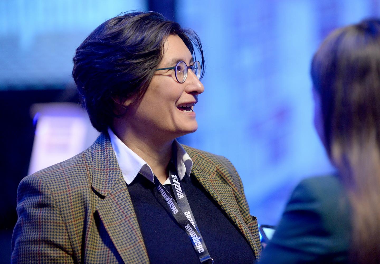Мариана Винтијадис Академик Конференција 2016, втор ден