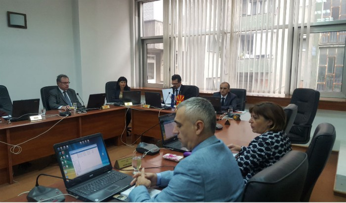 Седница на Судски совет