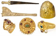 Крим златни артефакти