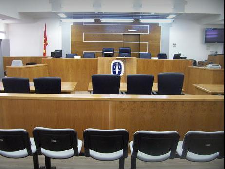 Основен суд Скопје еден Скопје